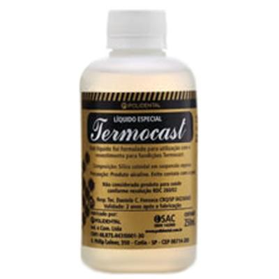 Revestimento Polidental Termocast - 250ml líquido