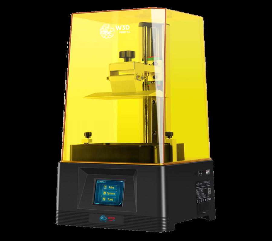 Impressora 3D W3D PRINT 2.0  - Bivolt