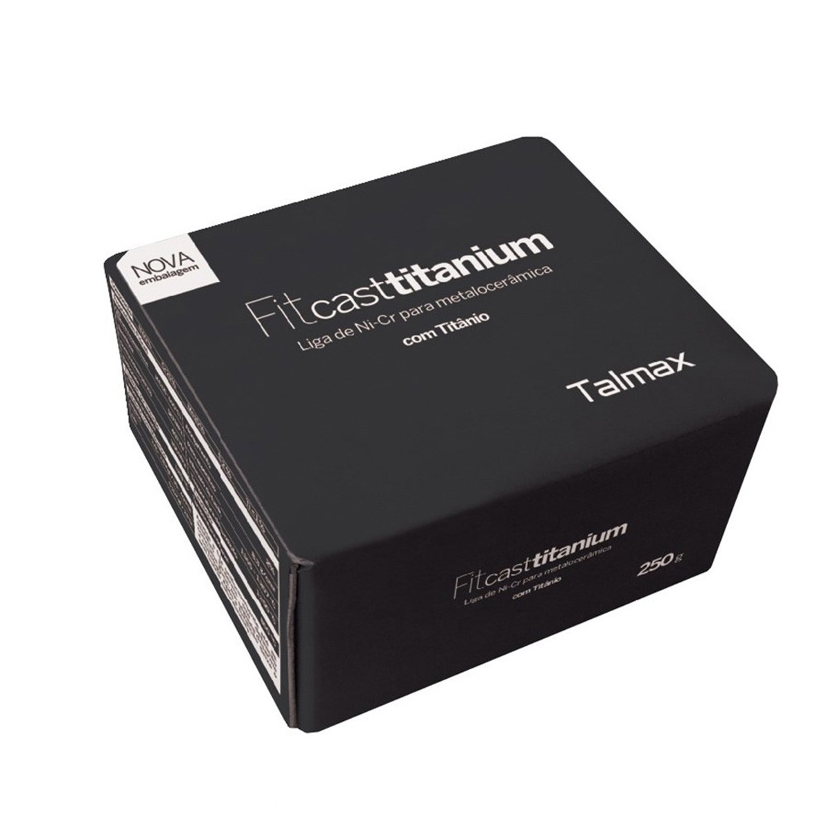 Metal Talmax  Fit Cast Titanium 250g - Ni Cr com titânio