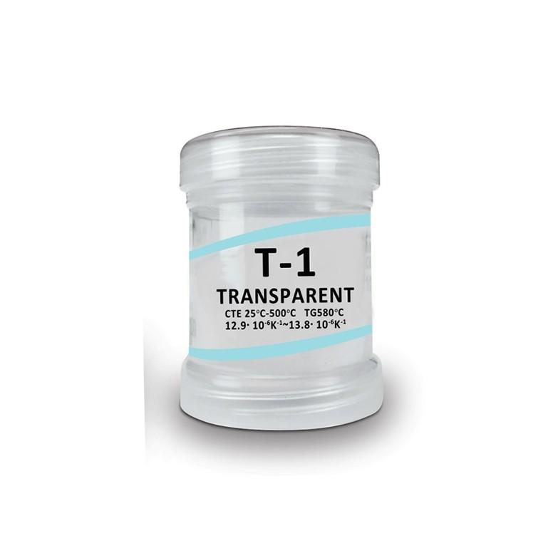 Cerâmica Baot Transparente T-1- 5g