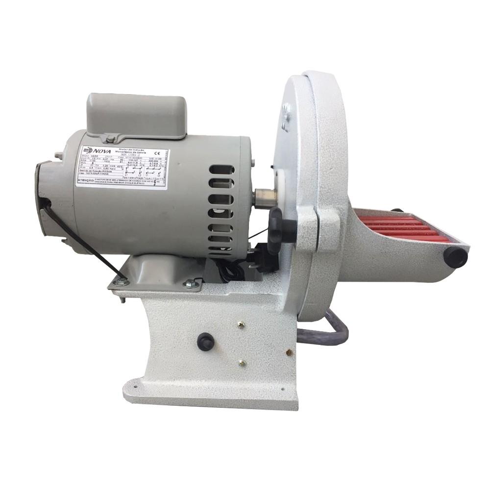 """Recortador de Gesso OGP 10"""" 1/2CV - Com Irrigação Automática"""