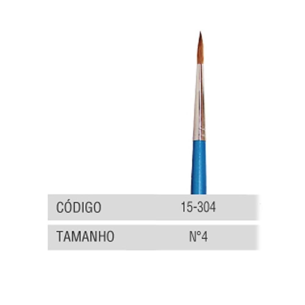Pincel Kolinsky BlueLine - Odontomega - Ref.15-304 - Nº4