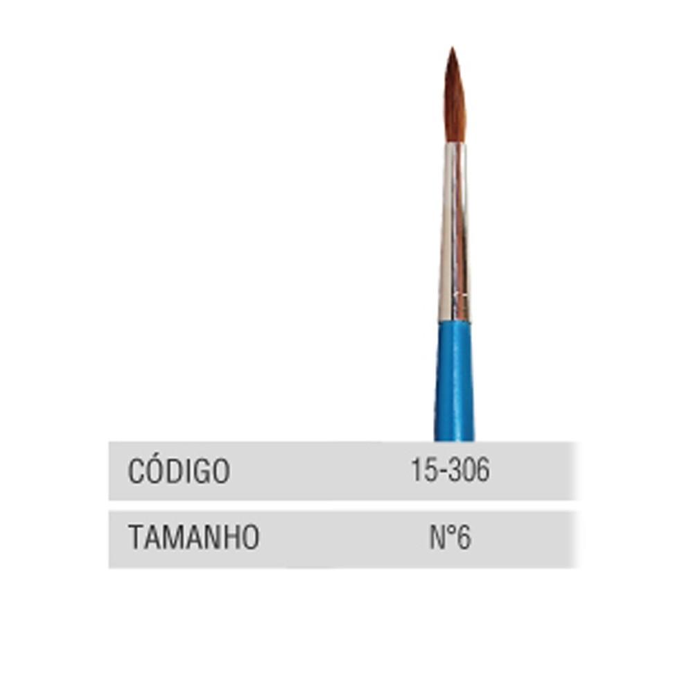 Pincel Kolinsky BlueLine - Odontomega - Ref.15-306 - Nº6