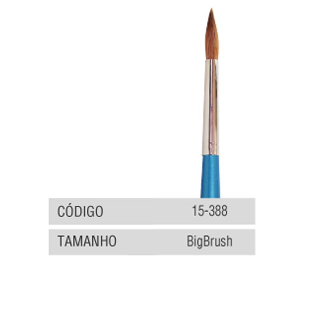 Pincel Kolinsky BlueLine - Odontomega - Ref.15-388 - Big Brush
