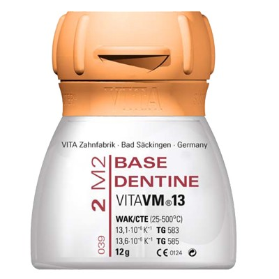 Cerâmica VITA VM13 Base Dentine 0M1 12g