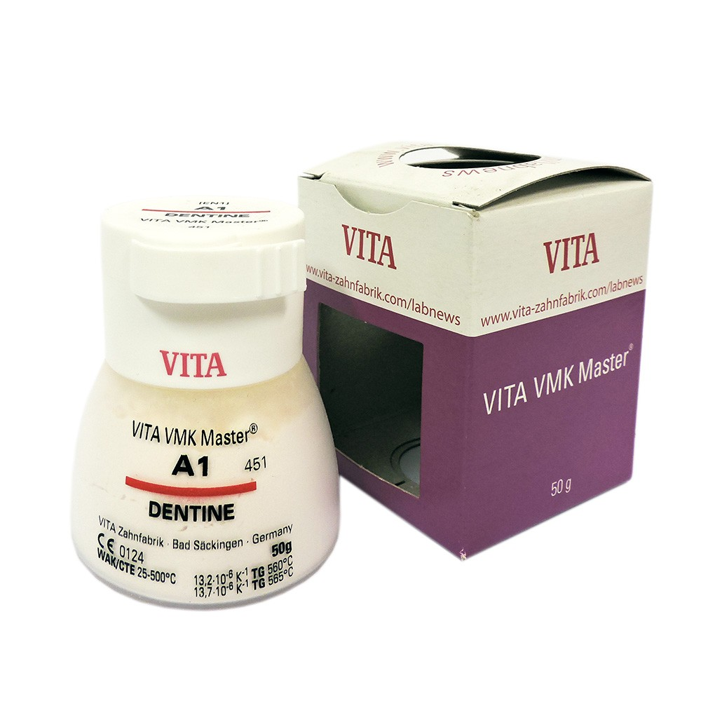 Cerâmica Vita VMK Master Dentine 50g - dentina