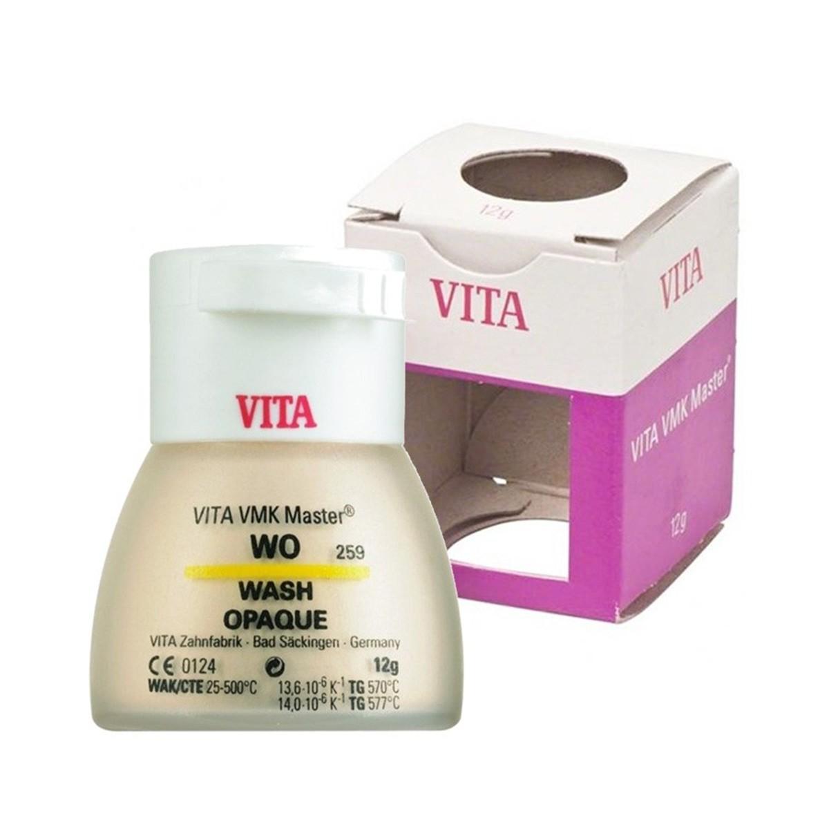 Cerâmica Vita VMK Master Wash Opaque 12g - pré opaco