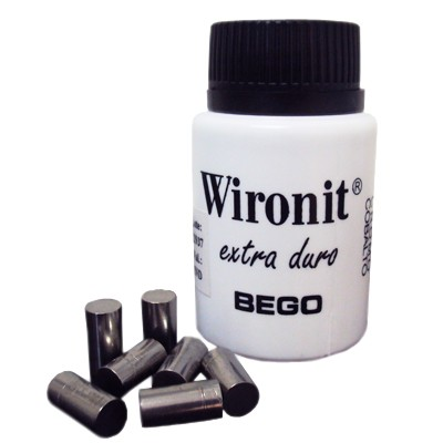 Metal Wironit Cr Co 250g
