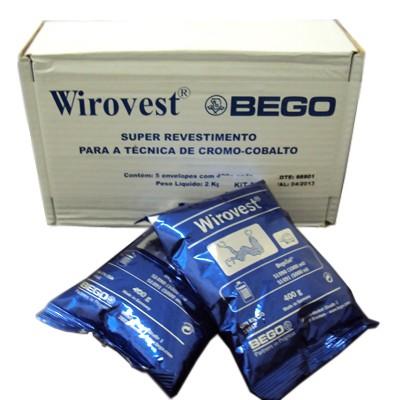 Revestimento Bego Wirovest - 2Kg