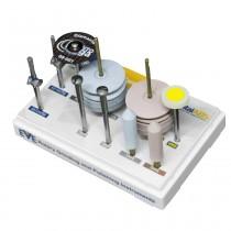 Kit Polimento Porcelana Odonto Mega - Ref 18-314