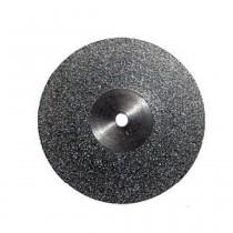 Disco Diamantado Dupla Face Total com Mandril - American Burrs - Ref. 7016