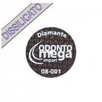 Disco de Corte Megadisc Diamante - Odontomega - Ref.08-001