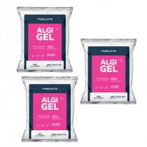 Alginato Maquira Algi Gel Tipo II 410g - 3 unid