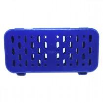 Estojo para Esterilização OGP Grande (21x10x5 cm) Azul  - 1UNID