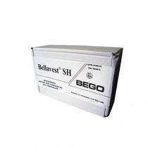 Revestimento Bego Bellavest SH 990g - 11 envelopes de 90g, NÃO ACOMPANHA O LÍQUIDO
