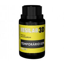 RESINA IMPRESSORA 3D RESILAB TEMPORARIA B1 250G