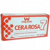 Cera Rosa 7 Wilson 225g Polidental