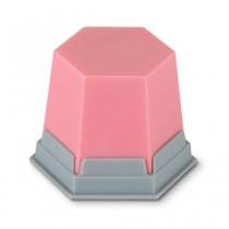 Cera GEO para Alívio Rosa Opaca 75g - Renfert - Ref. 650-0000