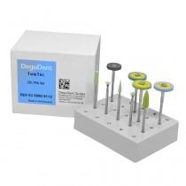 Kit de Polimento Dissilicato - Twis Tec - Ref. 5990 9112 - Dentsply