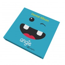 Dental Album Premium Azul - angie by angelus ref 972