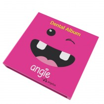 Dental Álbum Premium Rosa Angie - Angelus Ref 971