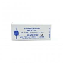Disco Carborundum Dentorium Extrafino Ref-308 - caixa 25 unid
