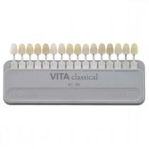 Escala VITA Classical - cores A1 - D4