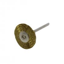 Escova de Aço PM Dourada DHPRO Ref EPCOB1
