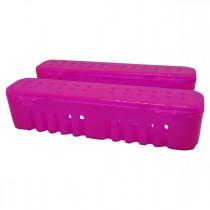 Kit Estojo para Esterilização OGP Pequeno (21x5x5 cm) Pink - 2UNID