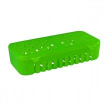 Estojo para Esterilização OGP Grande (21x10x5 cm) Verde - 1UNID