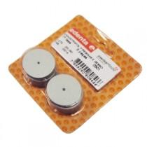 Polidor Edenta Disco Exa-Intrapol Cinza REF 0501 - 6 unidades
