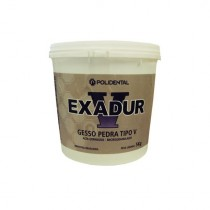Gesso Especial Exadur 5 kg