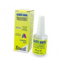 Glaze Bril 15mL Dencril - Verniz para peças acrílicas