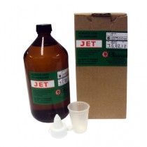 Resina Acrílica Autopolimerizável JET 500mL - resina de rápida