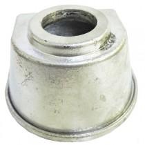 Mufla PPR em Alumínio 1 Furo - LCPROTET