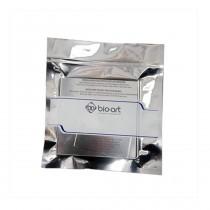 Placa Acetato Cristal Bioart 3,0mm QUADRADA -  Embalagem com 2 unidades