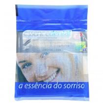 Placa Soft Essencedental (VH) 1mm Quadrada - Incolor com Gliter - embalagem com 05 unidades