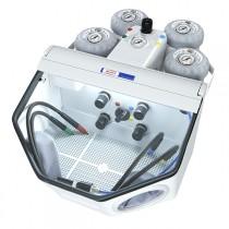 Jato Renfert Basic quattro IS 220V - unid básica com 2 reservatórios 2 bicos jateadores - Ref 2959-0000