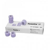 Pastilha Rosetta Dissilicato de lítio Odonto Mega caixa 5 unidades
