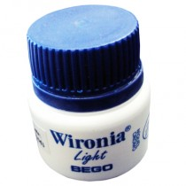 Metal Bego Wironia Light 62g - Ni Cr livre de Berílio